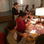 Un atelier cuisine Anti-Gaspi au théatre de Bretigny